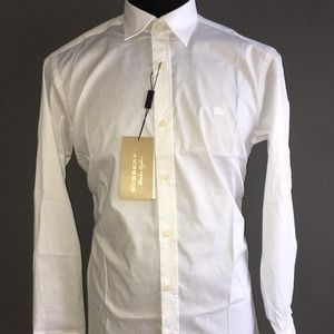 BURBERRY LONDON ENGLAND CLASSIC MEN`S SHIRT